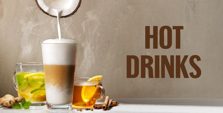 Hot drinks 2019