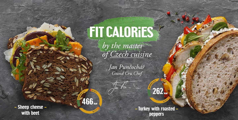 Winter Chef menu - FIT