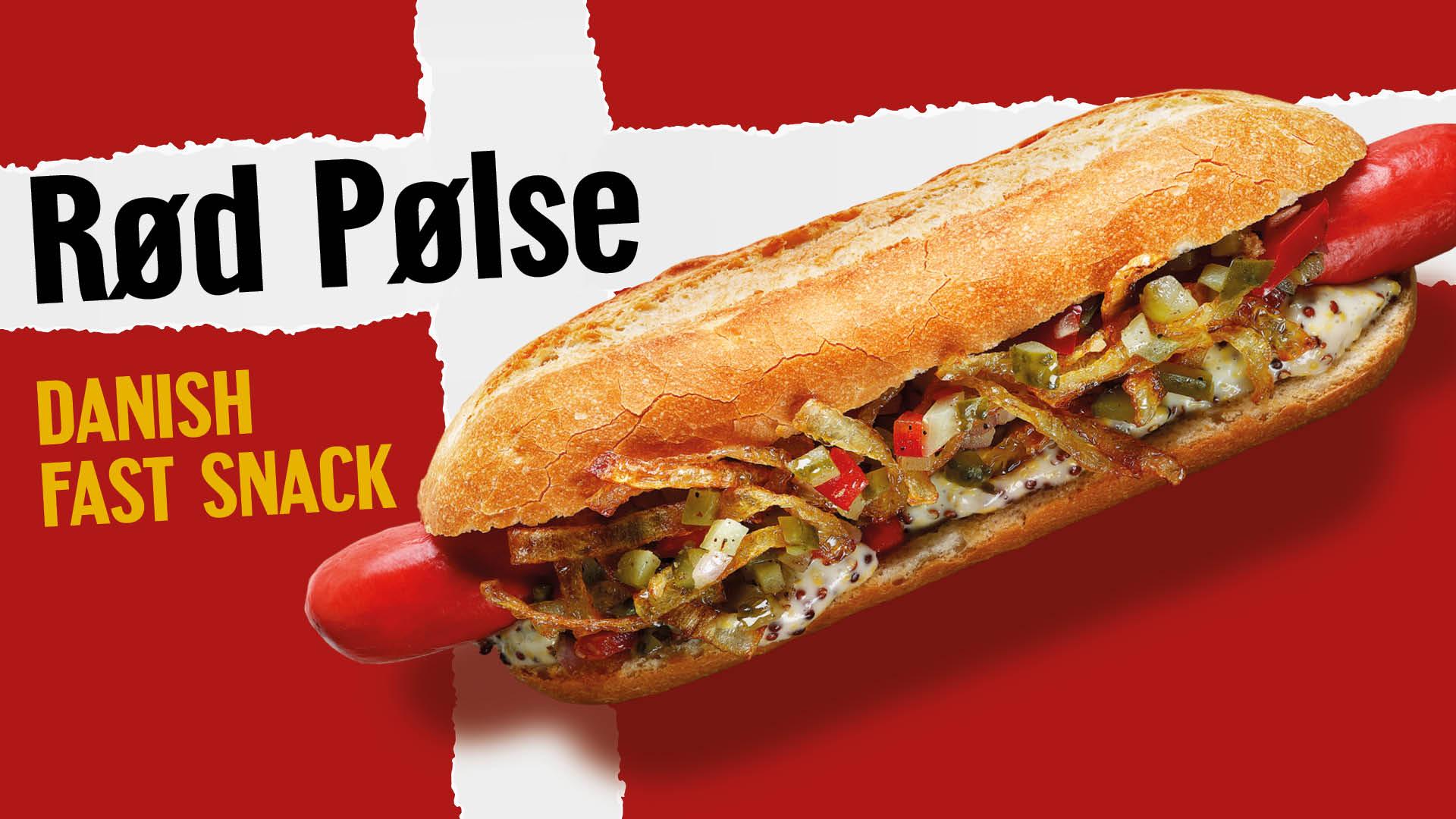 Danish fast snack